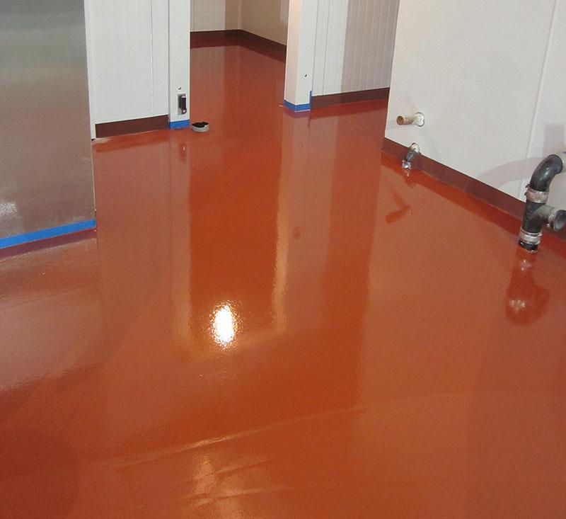 mma flooring installation