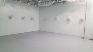 cold storage flooring